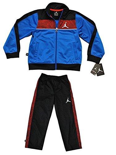 Nike Air Jordan Boys Track Suit, 2-Pc Jacket & Pant Size 4