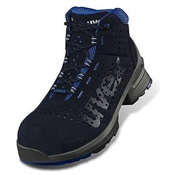 uvex1 Sicherheitshalbschuh 8532 Weite14 S1 SRC 45 Blau
