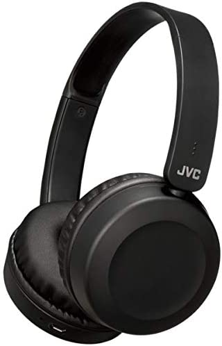 Foldable Bluetooth On-Ear Headphones (Carbon Black)