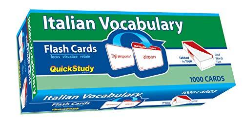 Italian Vocabulary (Academic)