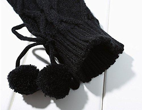 Unique Acvip Taille Chaussettes Femme Noir twTSTgpq