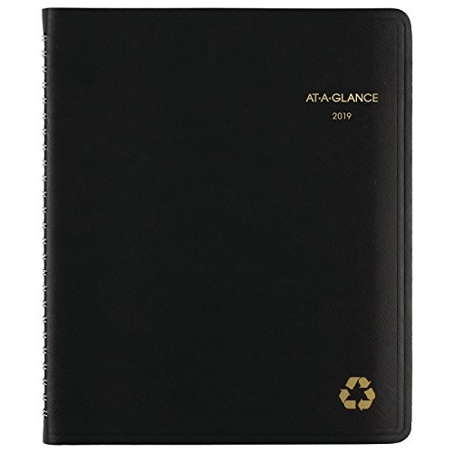 AT-A-GLANCE 2019 Weekly & Monthly Planner / Appointment Book, 7