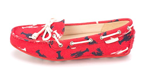 Aviannasam Cole Boot Frauen Haan Lobsters Blue Red White Schuhe Lobsters wwEH4O