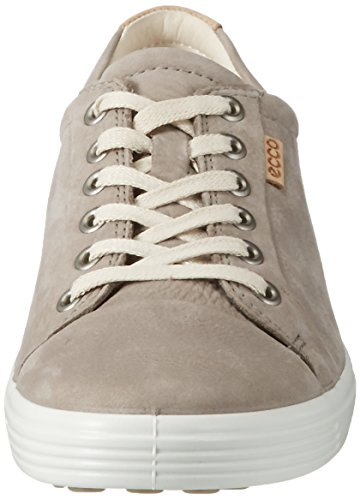 Ecco Womens Soft 7 Fashion Sneaker Warm Grey