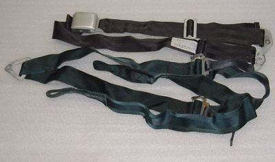 FDC-5900-134R-2-080, Airplane Seat Belt / Shoulder Harness Assy -Rev (Fdc Airplanes)