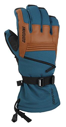 Gordini 4G1056 Men's Gtx Storm Trooper II Gloves, Legion Blue/Tan - XL by Gordini
