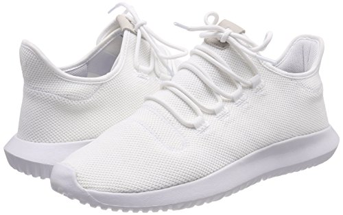 Pour Adidas Blancs Baskets Blanc chaussures Hommes Blanc Chaussures Tubular Noir Shadow q6tw7a