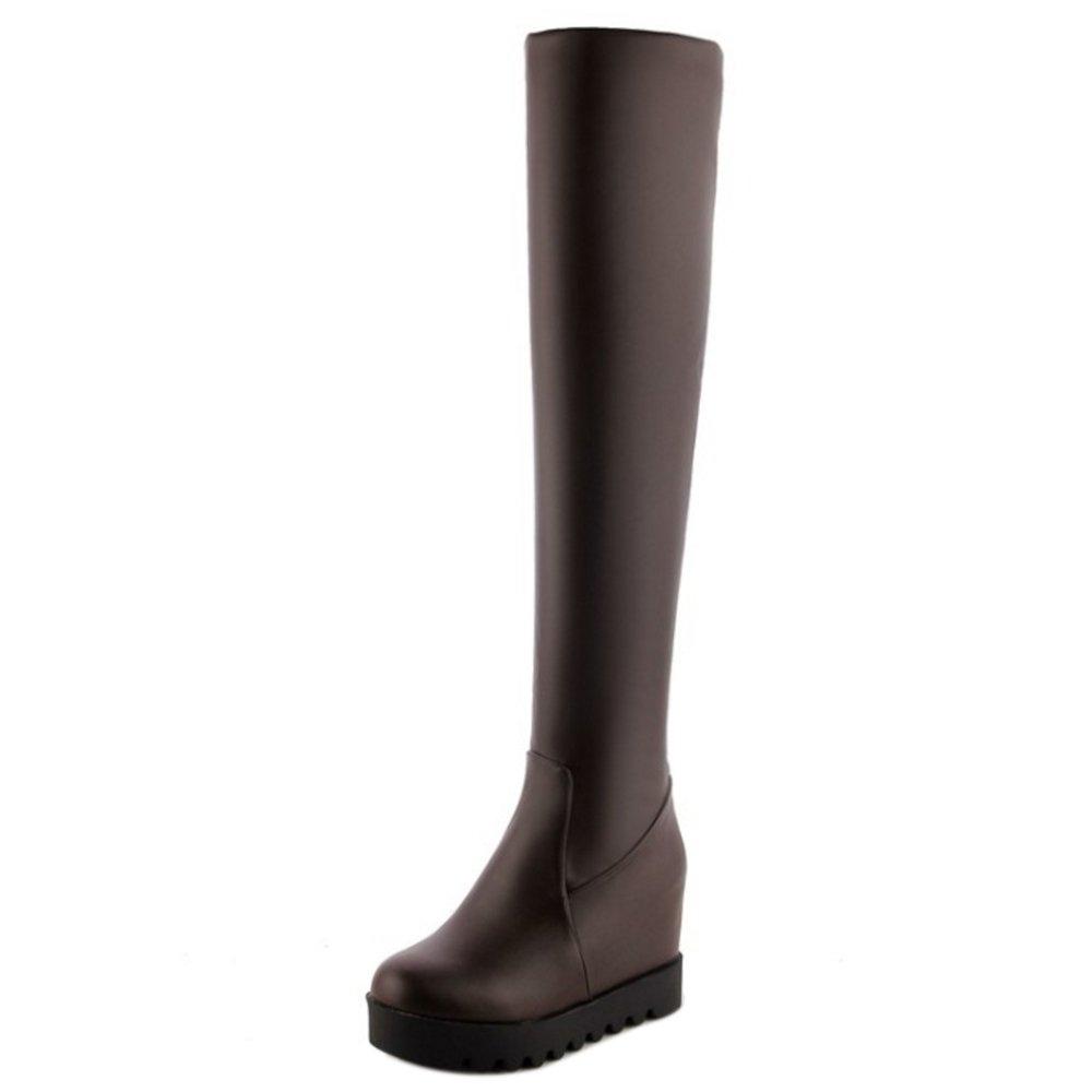 CarziCuzin Women Boots Pull On