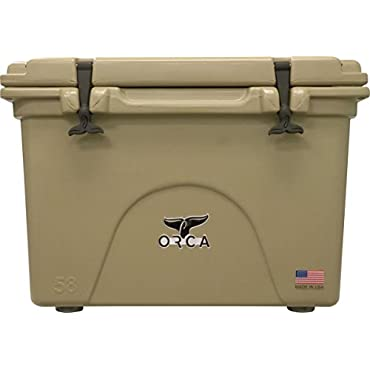 ORCA 20-Quart 4.16-Gallon Ice Cooler, Tan