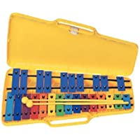 BSX - Glockenspiel (25 teclas), multicolor