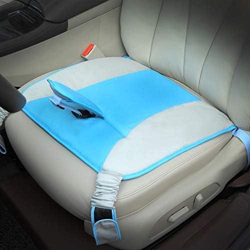MULOVE Auto Sicherheitsgurt für Schwangere Frau,Schwangerschaftsgurt SicherheitKissen Schwangerschaft Schützt das Baby und die Mutter, Verstellbares Sitzpolster und Soft Breathable, Blau