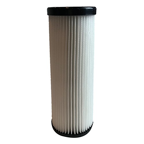 Crucial Vacuum Dirt Devil F1 Washable HEPA Filter; Compare With Dirt Devil Part # 3-JC0280-000, 1-863118-000; Designed & Engineered -