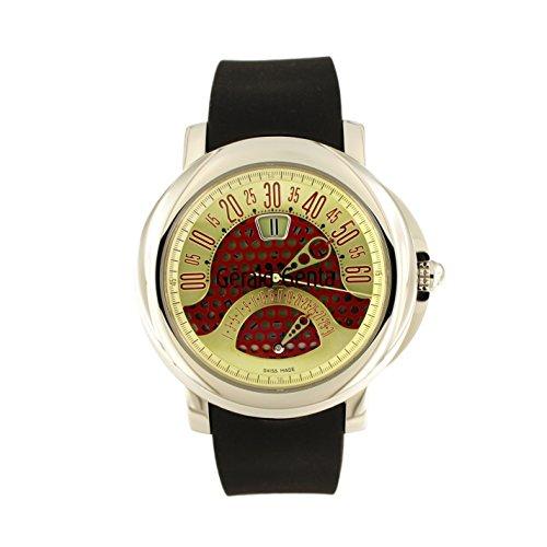 Gerald Genta Arena Bi-Retro automatic-self-wind mens Watch BSP.Y.10 (Certified Pre-owned) (Bi Retro Watch)