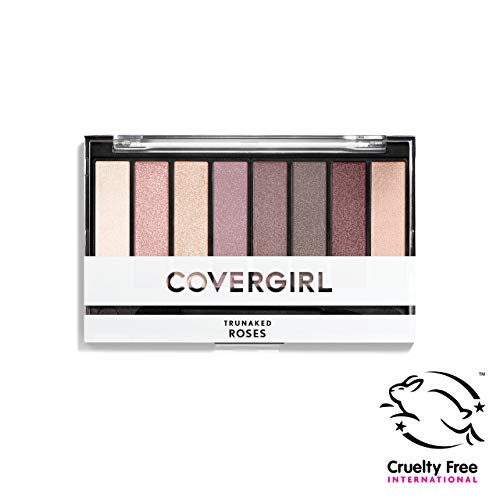 COVERGIRL truNAKED Eyeshadow Palette, Roses 815 (Packaging May Vary) ()