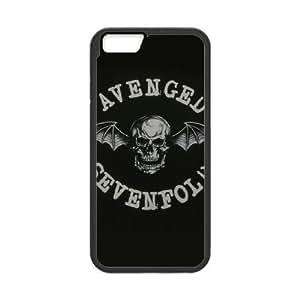 iphone6 4.7 inch Phone Case Black Avenged Sevenfold ZDC435125