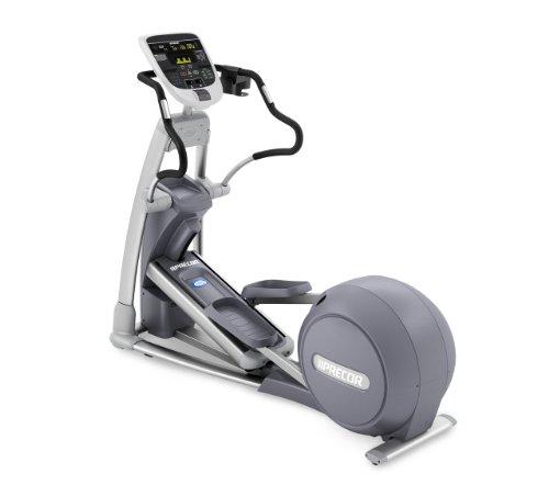 Precor EFX 833 Elliptical Fitness Crosstrainer Review