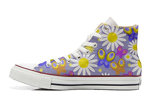 Customized Artesano producto Camomil Personalizados Zapatos Star Texture Converse All EnBxwq7HY