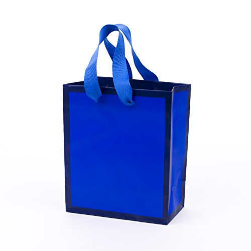 (Hallmark Small Gift Bag (Navy Blue))