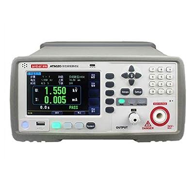 AT9210 Hipot Tester AC 0.050kV-5.000KV DC 0.050kV-6.000kV With Insulation Resistance Test