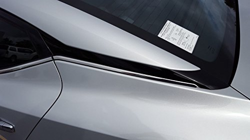 NEW OEM NISSAN 2016-2017 MAXIMA REAR BODY MOLDING--LEFT SIDE ()