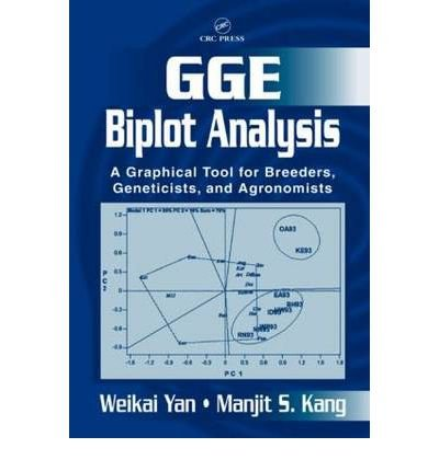 - GGE Biplots Analysis : A Graphical Tool for Breeders, Geneticists and Agronomists(Hardback) - 2002 Edition