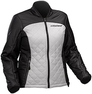 71-166X Castle X™ Tempest Licorice Women/'s 3-in-1 Winter Snowmobile Jacket