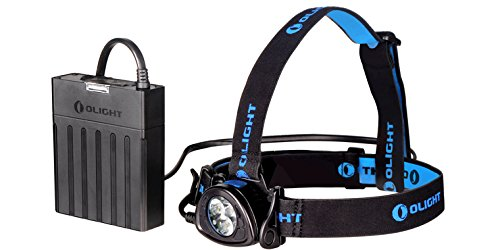 Olight Variable Rechargeable Headlamp Headlight product image