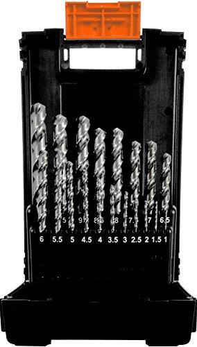 4 5 8 self feeding drill bits - 3