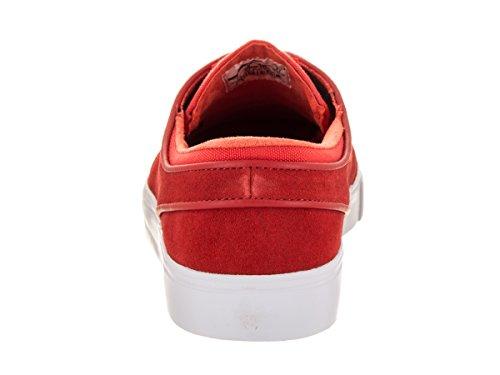 Nike Zoom Stefan Janoski Zapatillas de skateboarding, Hombre Max Orange/Max Orange