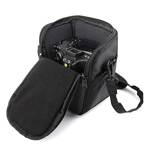 HAMISS DSLR Camera Bag Photo Case for Canon 750D 1300D 700D 200D 77D 650D T7I T6i Panasonic Lumix FZ85 FZ83 FZ82 FZ80 DC…