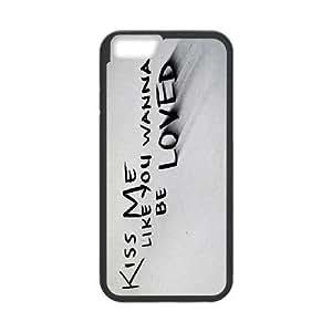 iPhone6 Plus 5.5 inch Phone Case Black Ed Sheeran WQ5RT7475941