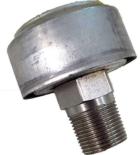 1 Female NPT P10 1 100 Suction Strainer with Nylon Connector End Flow Ezy Filters Inc 100 Mesh Size 10 GPM