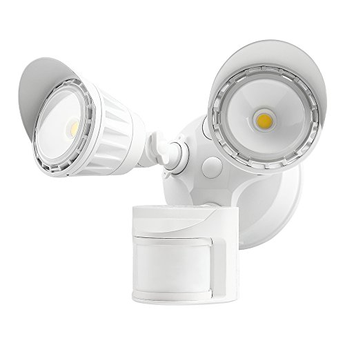 Dual Bright Outdoor Light
