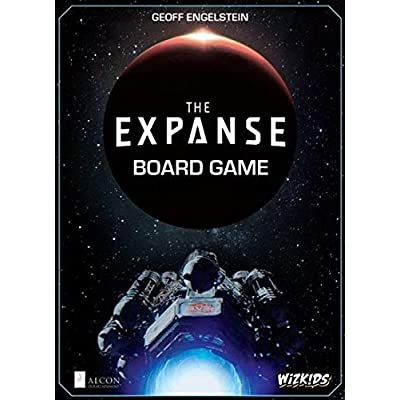 The Expanse Board Game: Toys & Games