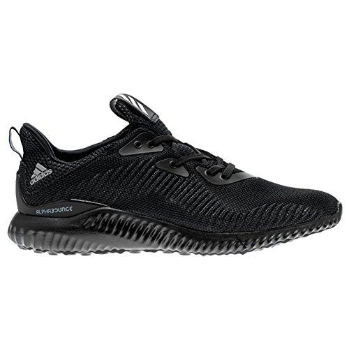adidas Performance Herren Alphabounce M Laufschuh Core Black / Schuhe Weiß / Utility Black
