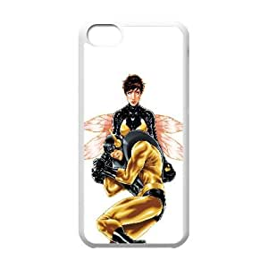 The Wasp And Ant Man Comic iPhone 5c Cell Phone Case White gife pp001_9326413