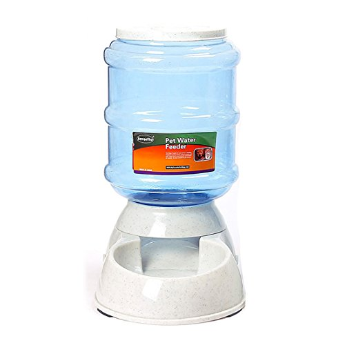JTENGYAO 3.5 L Pet Feeder ,Feeder Gravity Replenish Pet Feeder,Automatic For Dog Cat