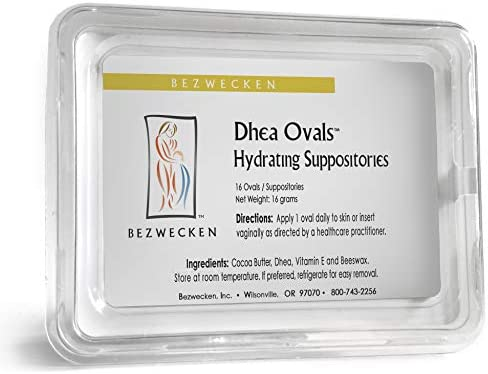Bezwecken Suppositories Professionally Formulated Progesterone product image