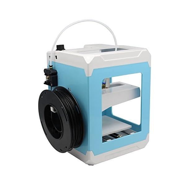 WOL 3D New Lilliput Mini 3D Printer