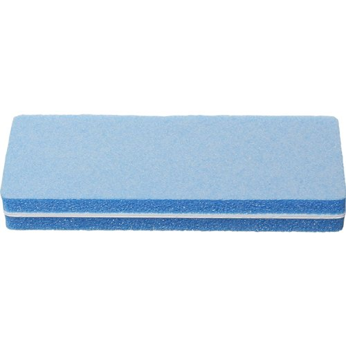 For Pro 180 Grit Blue Sanding Sponge Board, 12 Count (Sponge Board)
