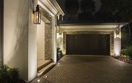 VOLT Lighting Adjustable LED In-Ground Well Light - Low-Voltage - Brass Landscape Light by VOLT (Image #7)