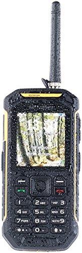 simvalley MOBILE Dual-SIM-Outdoor-Handy mit Walkie-Talkie XT-820