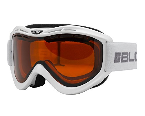 Bloc Goggles Venom Blanc VM11
