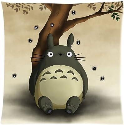 Anime Mi Vecino Totoro fundas de almohada personalizada ...