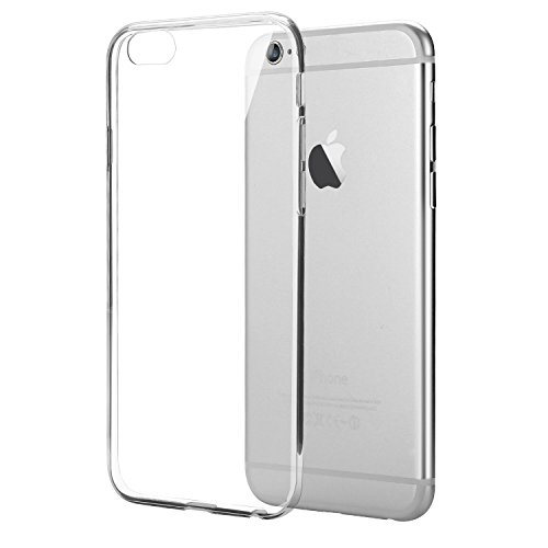 Bingsale AMversio2015109 – Funda para Apple iPhone 6S/6 (silicona, TPU), transparente