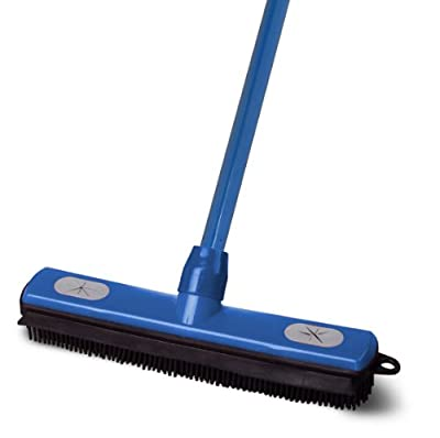 Superior Fur Remover Rubber Broom