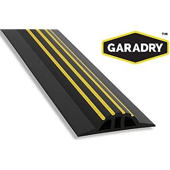 garage door sealPark Smart 16 Feet Garage Door Seal Gray  Tape Caulk  Amazoncom