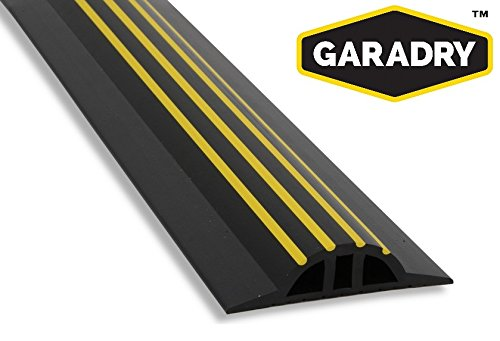 Garadry 1 ¼'' Garage Door Threshold Seal Kit 10'3'' by Garadry