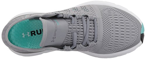 Speedform Armour UA Scarpe Running Under Gemini Vent Donna W Grey BgwtnUnq