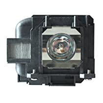 Litance Projector Lamp Replacement ELPLP88, V13H010L88 for Epson EX3240, EX5240, EX5250, EX7240 Pro, EX9200 Pro, Home Cinema 1040/ 2040/ 2045/ 640, 740HD, PowerLite 99WH/ S27, VS240, VS340, VS345